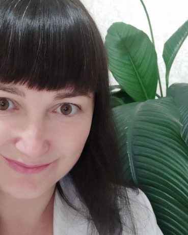 Оксана Валентинiвна Бабійчук